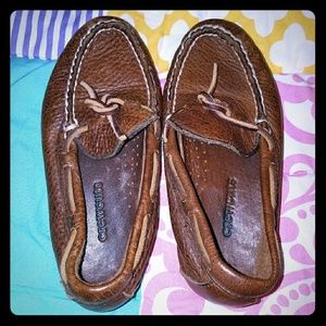 Crewcuts Leather Loafers